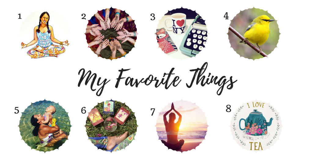 My Favorite Things - Suki Eleuterio