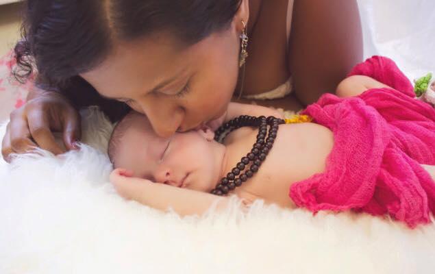 Mishka's Newborn Pictures