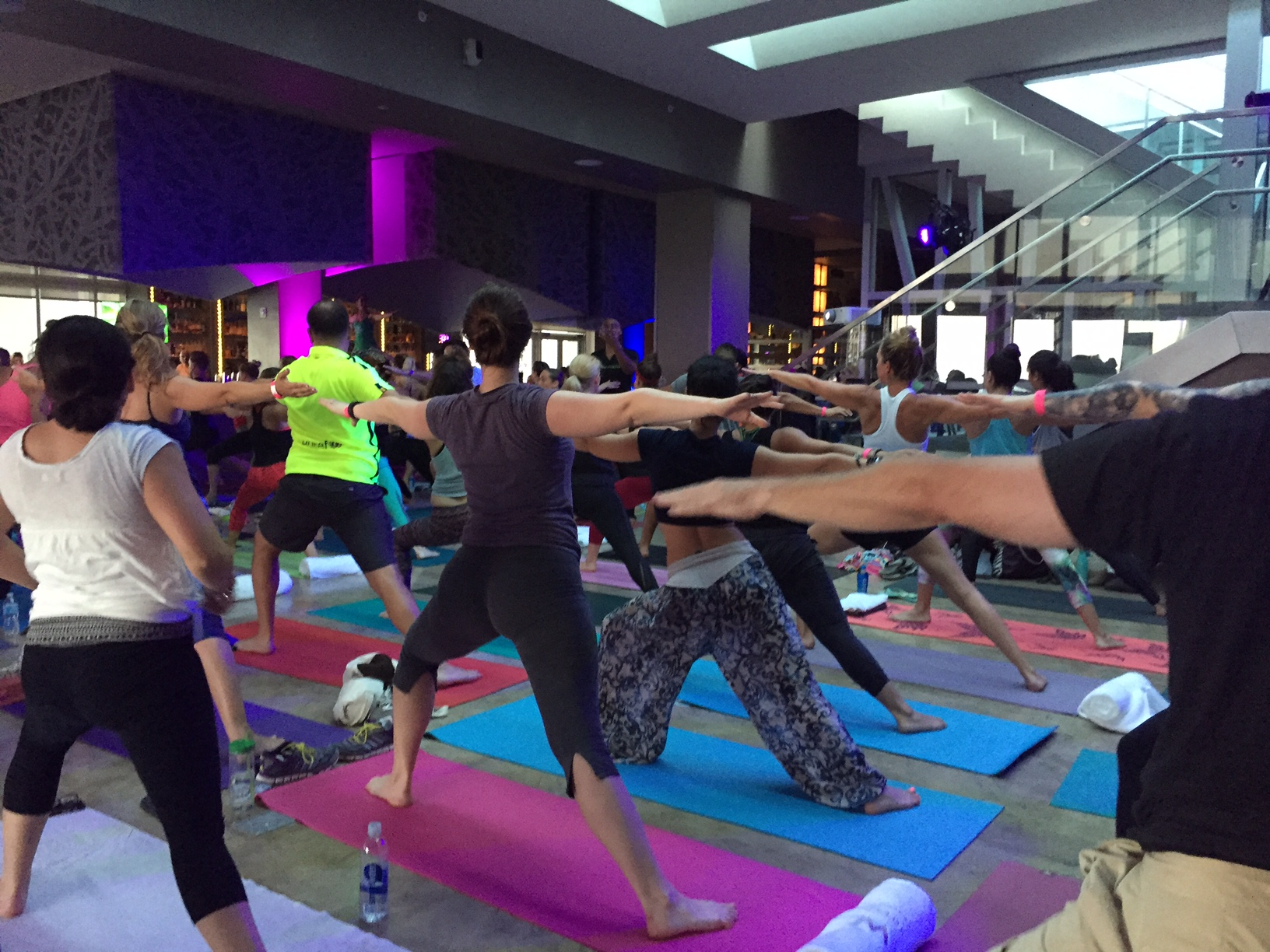 The Journey Yoga + Hip-Hop at the W Fort Lauderdale