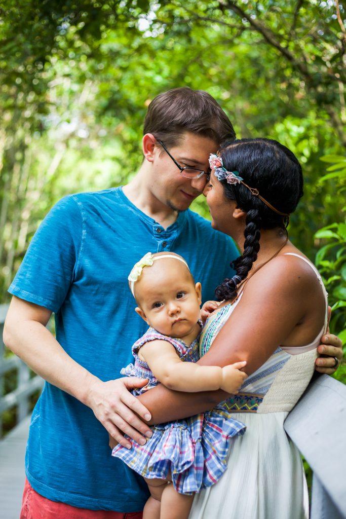 Suki & Rob Family photoshoot