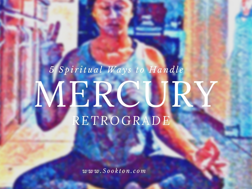 5 Spiritual Ways to Handle Mercury Retrograde